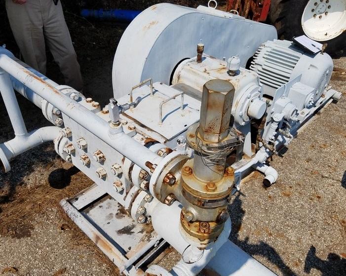 oilfield pump, amine, glycol, teg, ngl, plunger pump