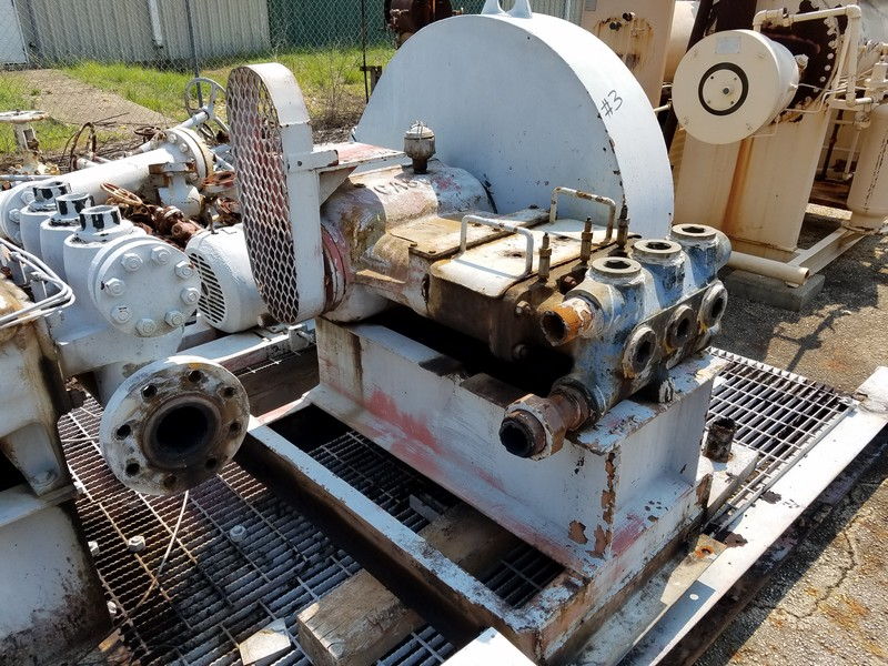 Salt Water Injection Pump Package For Sale